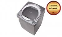 ES-U102HV-S DÒNG THÂN VUÔNG LỒNG GIẶT KHÔNG LỖ  Khối lượng giặt 10,2kg Màn hình đèn LED Lồng giặt Eco Drum không lỗ Mâm giặt phủ bạc Ag+